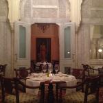 La salle du resto