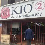 Kio 2 from outside