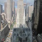 Catedral vista do quarto