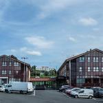 El hotel al mejor precio entre a Corruña y Ferrol