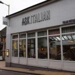 Ask Italian, Saint Johns Street, Stamford