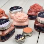 Range of Cosmetics Products