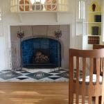 blackwell house fireplace