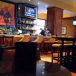 Back bar to Whiskey & Rye Bar, Omni Hotel, Ft. Worth
