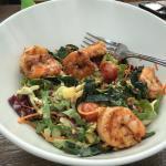 Tangaroa Salad with Shrimp