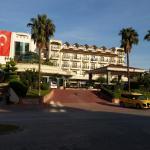 Hotel Vorderseite