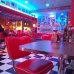 Foto de America Graffiti Diner Restaurant