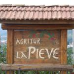 This is the agritur's sign.