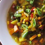 Organic fresh made soup!