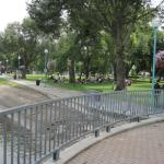 Riverside Park - Centre of the City Foto