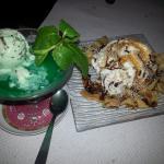 desserts sous un autre angle