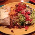 Burrito & Cheese Enchilada