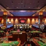 Blackjack, craps, and keno. We have various table games available.