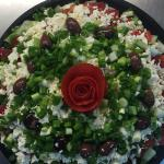 Chopped Greek Salad (catering size)