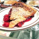 Cherry Pie, Harry's Hofbrau, San Leandro, Ca