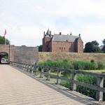 Loevestein Castle Foto