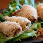 Filo Dough Jumbo Shrimp