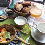 Dar Dayana Essaouira, breakfast