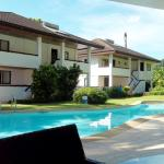 Poolview rooms close to the reception, short walk to the beach
