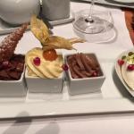 Dreierlei Mousse au chocolat