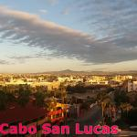 Panorama of Cabo San Lucas