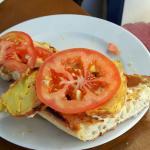 Cafe Bonjour Costa Teguiseの写真