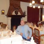 Foto de Hotel-Restaurant du Grand Saint-Michel