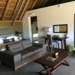 Gondwana Lodge Bedroom