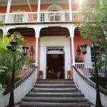 Hotel main door