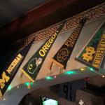 Great to see U of M flag:)