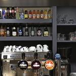 Bar du comptoir des saveurs