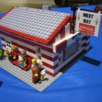 Milky Way Lego Style!