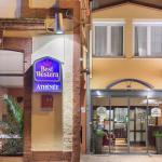 Best Western Hotel Athenee Foto