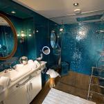 Zimmer, Bootshaus-Suite Badezimmer