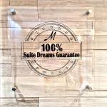 100% Suite Dreams Guarantee