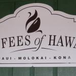 Coffes of Hawaii
