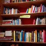 Book Sharing Shelf