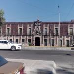 Hotel de Cortes. Av. Hidalgo y Paseo de la Reforma. Mexico DF