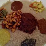 Foto de Lalibela Ethiopian Cuisine