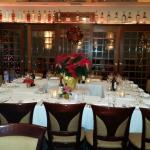 My table for my Christmas party was set up so beautifully. They really did a great job.