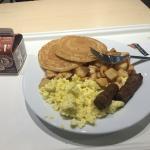 IKEA $1.99 Deluxe Breakfast