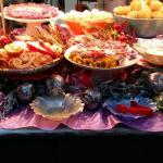 Mandarin Orleans Buffet - desserts