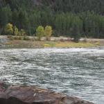 clark fork river on the way to harwood house(25min away)