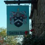 Smith Arms - sign