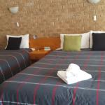 huge and comfortable bedding that guarantees a sound sleep after a tiring day of hiking at the m