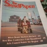 local paper available free year round
