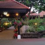 Entrance Bungalow