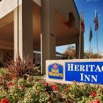 Foto de Best Western Plus Heritage Inn