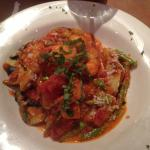 Bocaccini's - wonderful lobster ravioli special