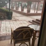 Balcony - Cairo Marriott Hotel & Omar Khayyam Casino Photo